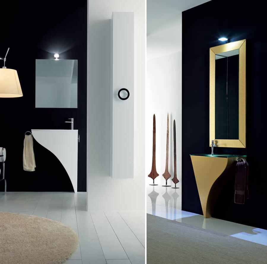 Very Elegant Modern Furniture For Small Bathroom Happy