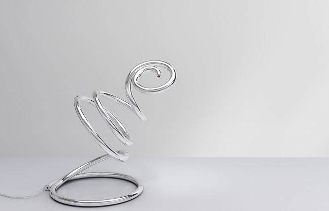 http://www.digsdigs.com/photos/Very-flexible-modern-table-lamp-PizzaKobra-by-Ron-Arad-4.jpg