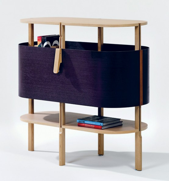 A Cross Between A Shelf And Sideboard – Etage By Moritz Schmid
