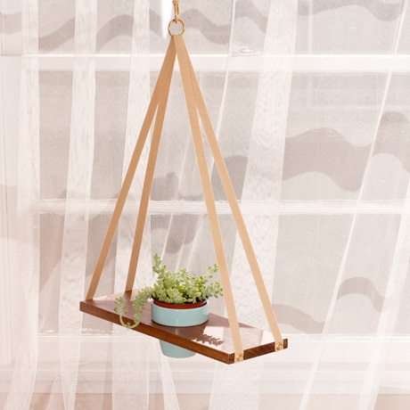A Frame Plant Hanger