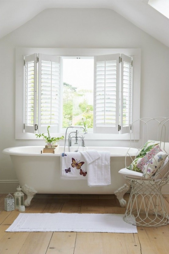 22 absolutely charming provence bathroom d u00e9cor ideas