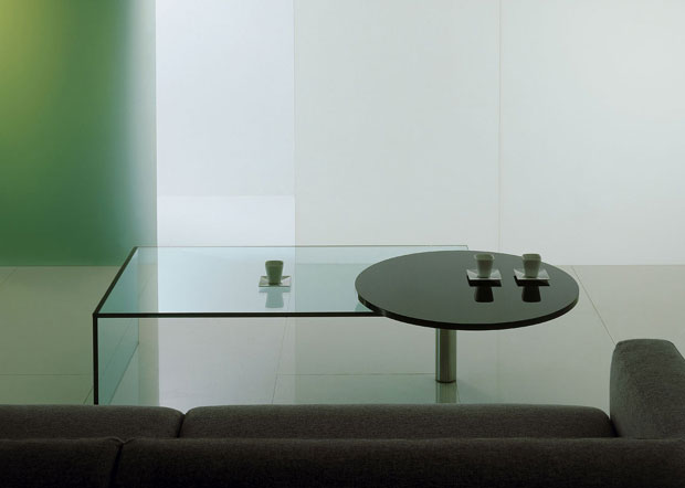 Amazingly Interesting Low Tables By Acerbis
