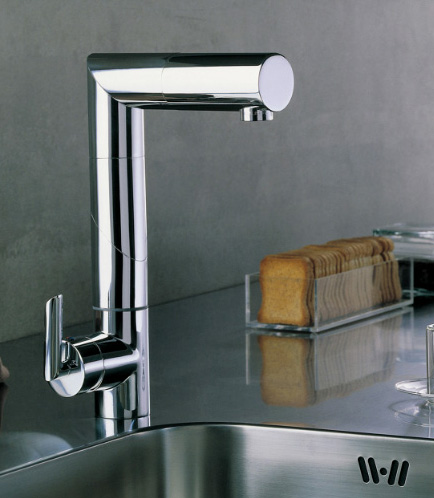 Adjustable Kitchen Faucet by Nobili