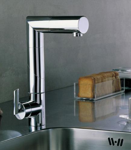 adjustible kitchen faucet