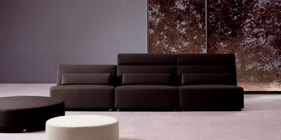 ADN – Contemporary Modular Sofa by JOQUER