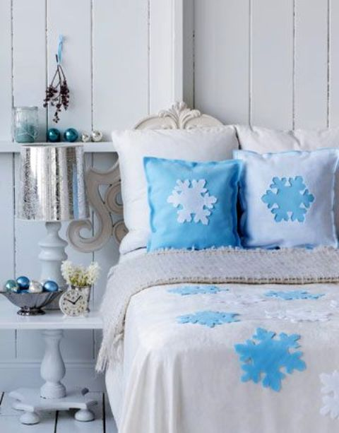 Adorable Christmas Bedroom Decor Ideas Part 42