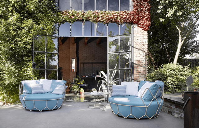 Picture Of adorable garden furniture collection from roberti rattan  3