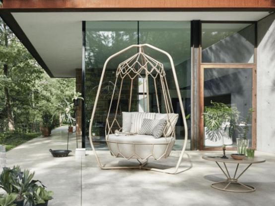 adorable garden furniture collection from roberti rattan. beautiful ideas. Home Design Ideas