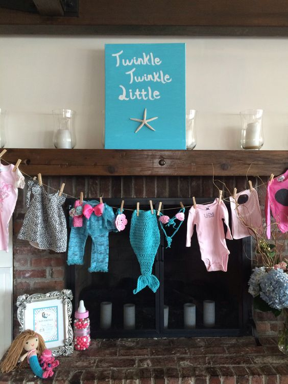 38 Adorable Girl Baby Shower Decor Ideas You Ll Like