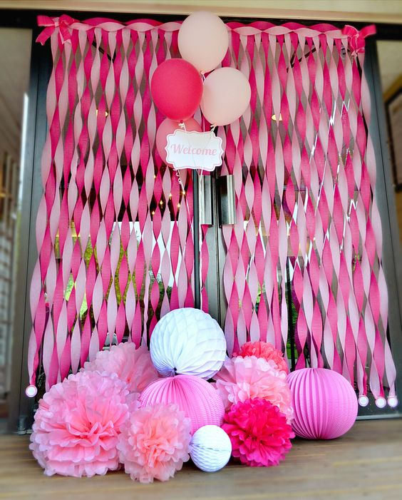 adorable girl baby shower decor ideas you'll like  digsdigs, Baby shower invitation