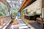 Adorable Kitchens Open To Outdoors