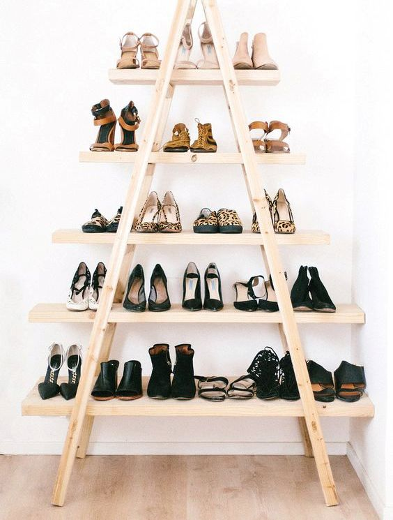 Picture Of adorably practical ideas to organize shoes in your home  12