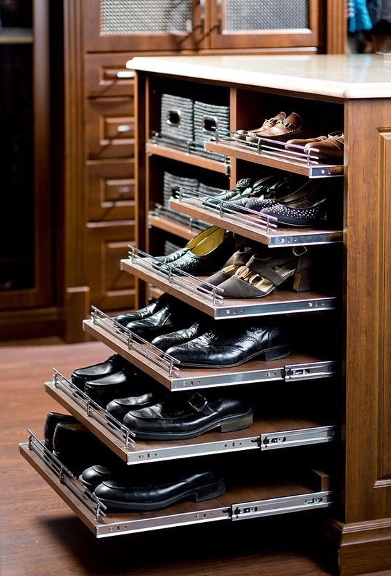 Picture Of adorably practical ideas to organize shoes in your home  19