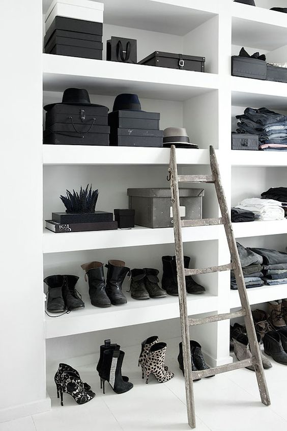 Picture Of adorably practical ideas to organize shoes in your home  24