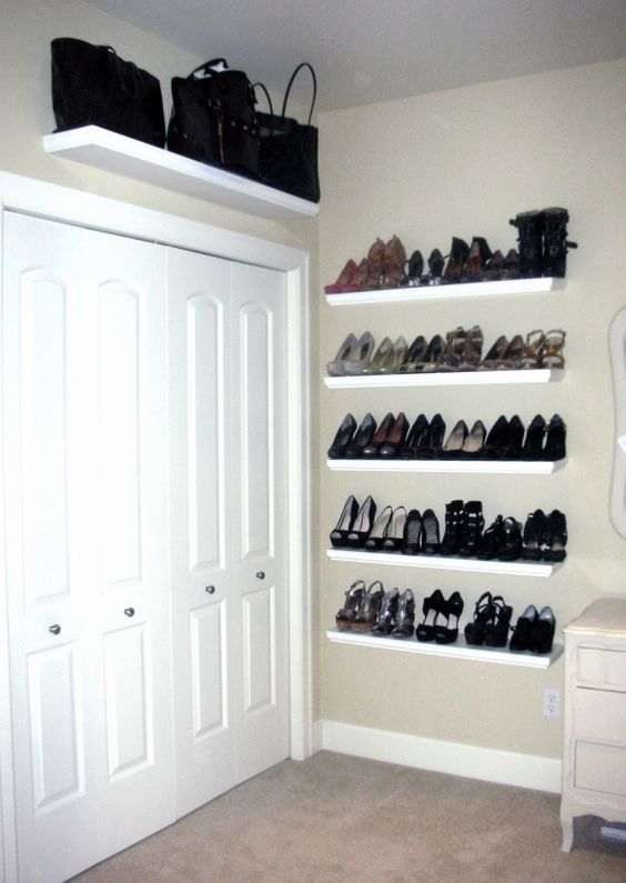 Picture Of adorably practical ideas to organize shoes in your home  25