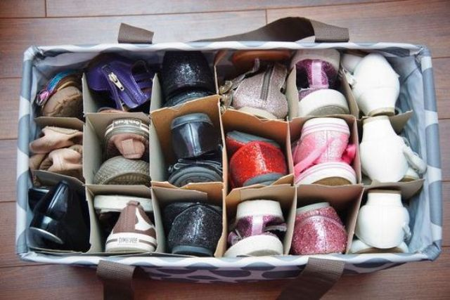 Picture Of adorably practical ideas to organize shoes in your home  26