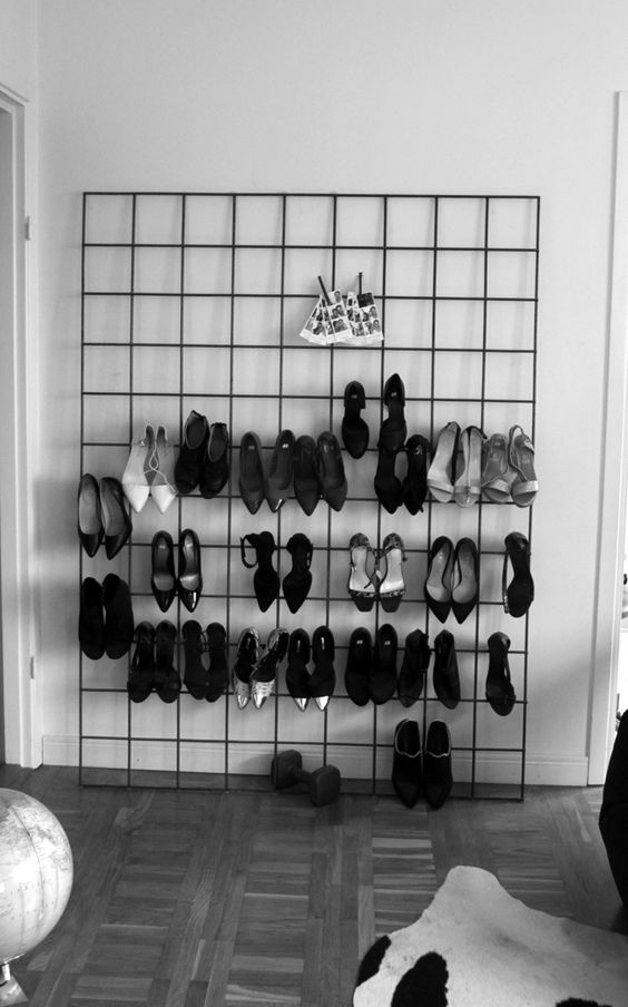 Picture Of adorably practical ideas to organize shoes in your home  30
