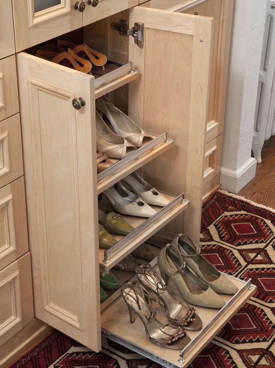41 Adorably Practical Ideas To Organize Shoes