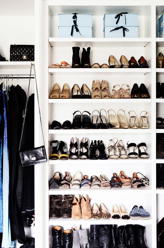 Picture Of adorably practical ideas to organize shoes in your home  33