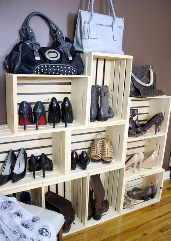 Picture Of adorably practical ideas to organize shoes in your home  36