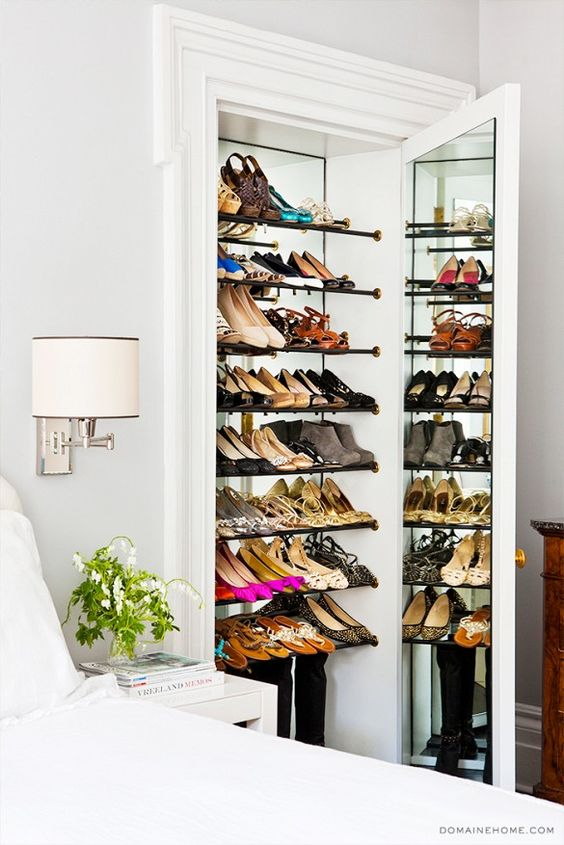 Picture Of adorably practical ideas to organize shoes in your home  37