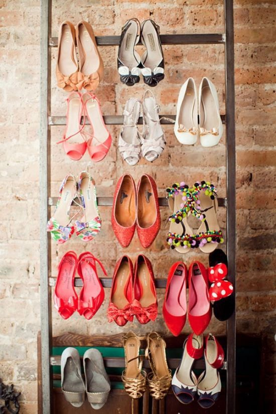 Picture Of adorably practical ideas to organize shoes in your home  41