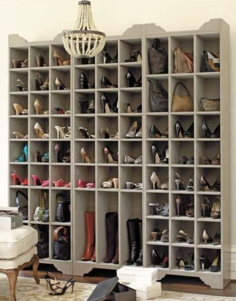 Picture Of adorably practical ideas to organize shoes in your home  6