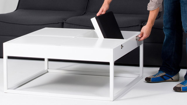 Aerialist Plane Coffee Table