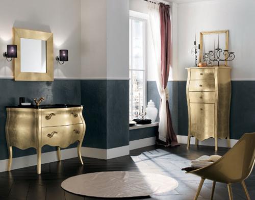 Aesthetic Classic Bathroom Furniture