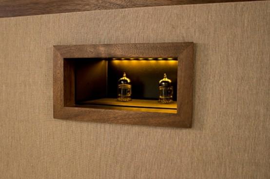 Aesthetic Tube Amp Mm01 Speaker Systm