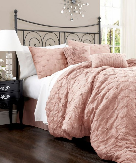 25 Best Ideas About Peach Bedroom On Pinterest: 31 Affectionate Peach Accents In Home Décor