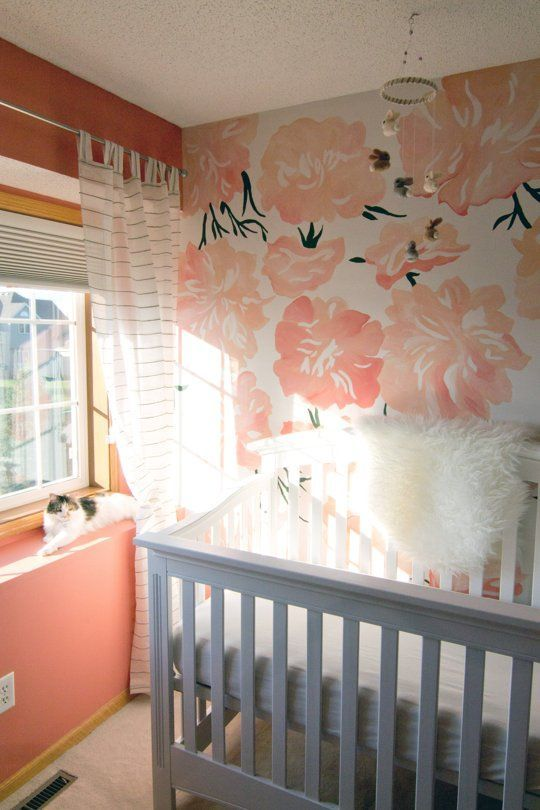 31 affectionate peach accents in home d cor digsdigs for Peach bedroom decor
