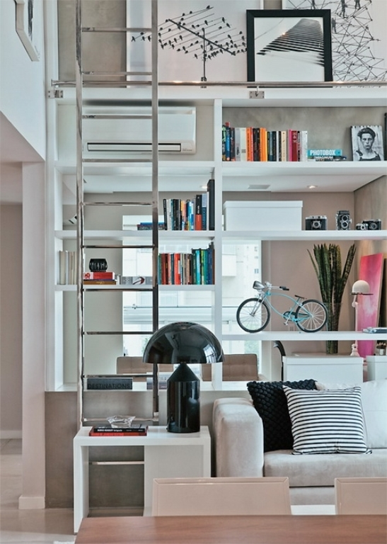 Airy And Bright Modern Apartment In Brazil