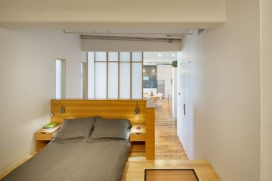 Airy Double Loft With Lots Of Light