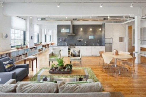 Modern loft design archives page of digsdigs