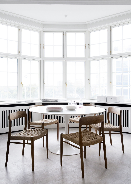 Airy Scandinavian And Mid Century Modern Apartment