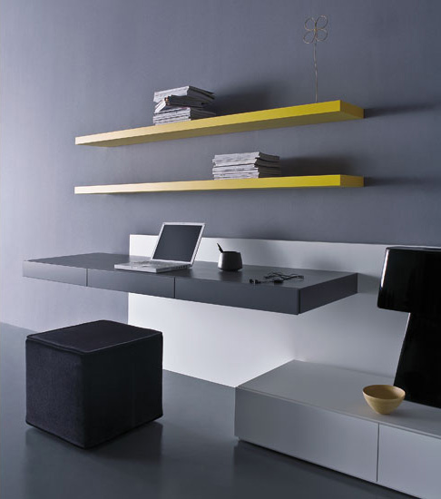 Minimalist Working Desks From Pianca Digsdigs