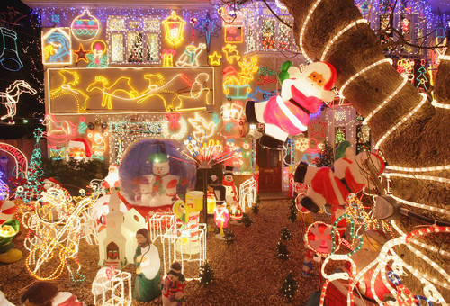 alex goodwind 30000 gbp christmas lights - Christmas Lights Decorations