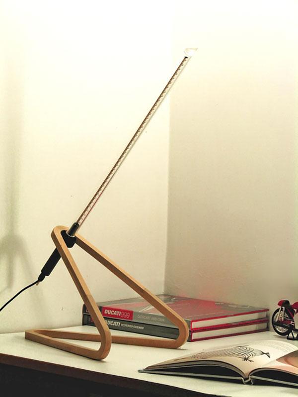 Alhazen Lamp Reminding Of A Jedi Lamp