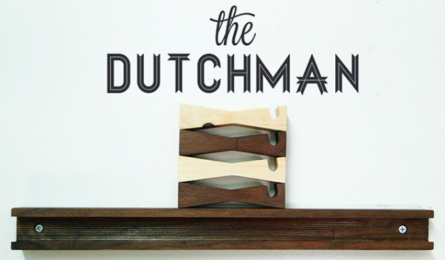 All In One Wall Accessory: The Dutchman