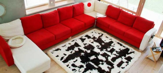 Silky Fiber Rugs from ALPAKA