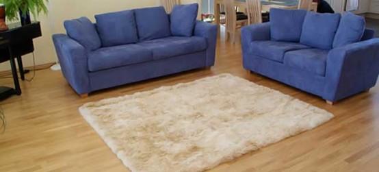 Alpaka Yaku Long And Silky Fur Rug