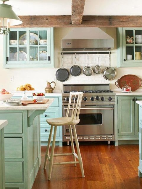Awesome Amazing Beach Inspired Kitchen Designs Part 6