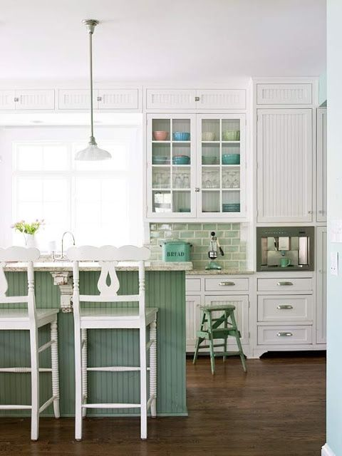 nice Beach Inspired Kitchen Designs #2: Amazing Beach Inspired Kitchen Designs