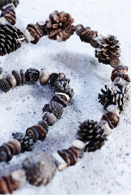38 Amazing Christmas Garlands For Home Décor