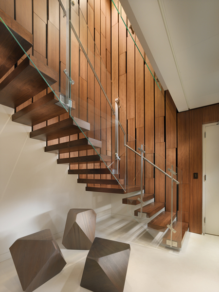 Amazing Duplex Penthouse Stair