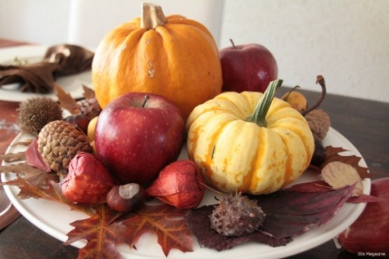 Amazing Fall Pumpkin Centerpieces