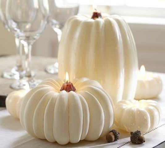 40 Amazing Fall Pumpkin Centerpieces