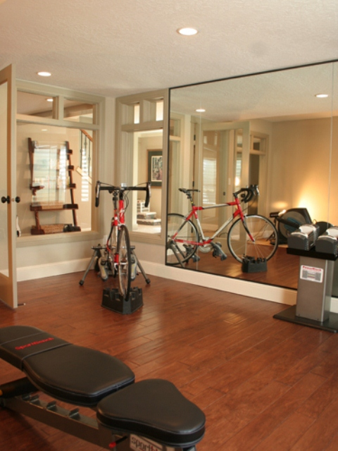 58 Well Equipped Home Gym Design Ideas