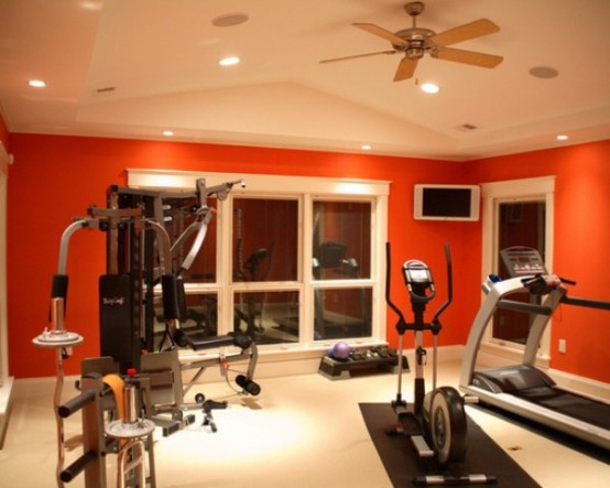 amazing home gym designs - In Home Gym Designs